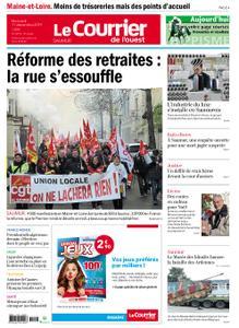 Le Courrier de l'Ouest Saumur – 11 décembre 2019