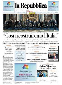 la Repubblica - 14 Febbraio 2021