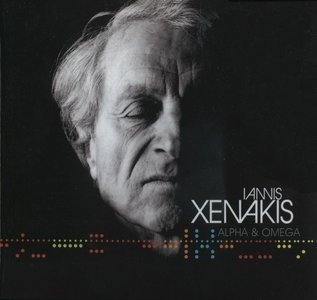 Iannis Xenakis - Alpha & Omega (2011) {4CD Set Accord--Universal Music France, ACCORD 4804904}