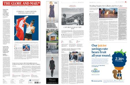 The Globe and Mail – August 12, 2019
