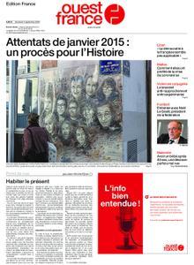Ouest-France Édition France – 02 septembre 2020