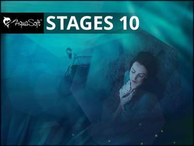 AquaSoft Stages 10.4.07 Multilingual Portable