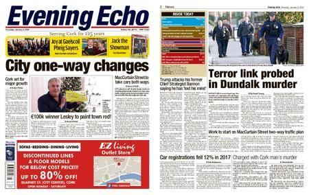 Evening Echo – January 04, 2018