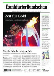 Frankfurter Rundschau Main-Taunus - 10. Februar 2018