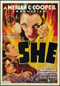 She (1935) [Colorized]