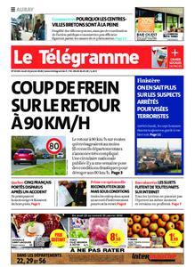 Le Télégramme Auray – 23 janvier 2020