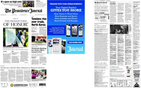 The Providence Journal – May 28, 2019