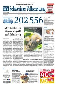 Schweriner Volkszeitung Hagenower Kreisblatt - 04. Januar 2020