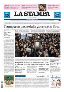 La Stampa Torino Provincia e Canavese - 4 Gennaio 2020