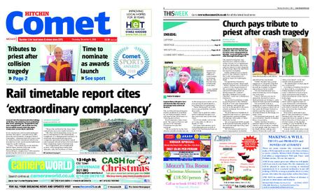 The Comet Hitchin – December 06, 2018