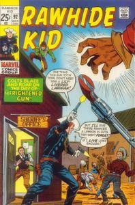 Rawhide Kid v1 092 1971