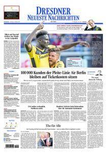 Dresdner Neueste Nachrichten - 02. Oktober 2017