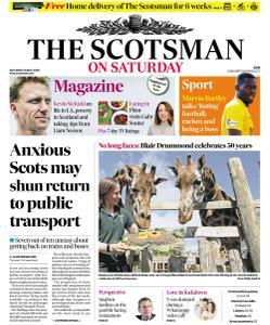 The Scotsman - 16 May 2020