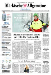 Märkische Allgemeine Prignitz Kurier - 22. März 2018