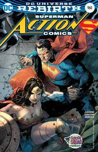 Action Comics 960 2016 2 covers Digital Zone-Empire