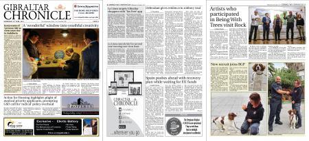 Gibraltar Chronicle – 14 April 2021