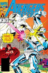 Avengers West Coast 090 1993 Digital Zone-Empire