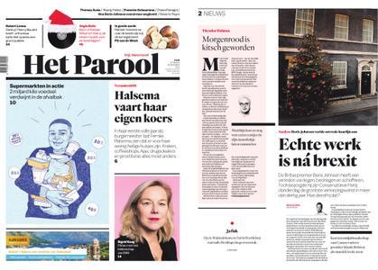 Het Parool – 14 december 2019