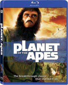 Planet of the Apes / Планета обезьян (1968)