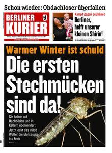 Berliner Kurier – 17. Februar 2020
