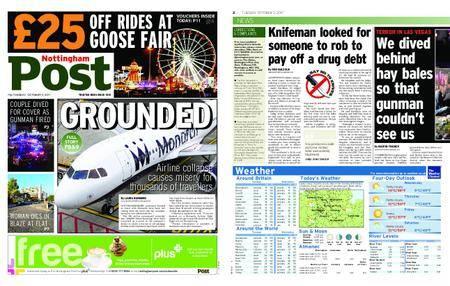 Nottingham Post – October 03, 2017