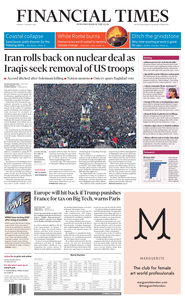 Financial Times UK – 06 January 2020