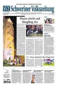 Schweriner Volkszeitung Zeitung für die Landeshauptstadt - 22. Juli 2019