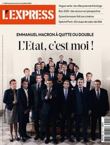 L'Express - 08 juillet 2020