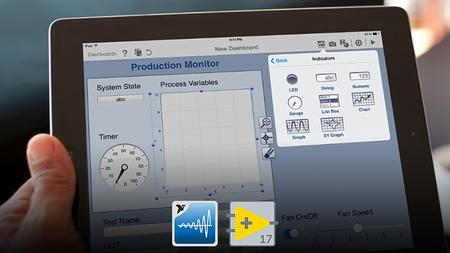 LabVIEW & Smart Devices Connections