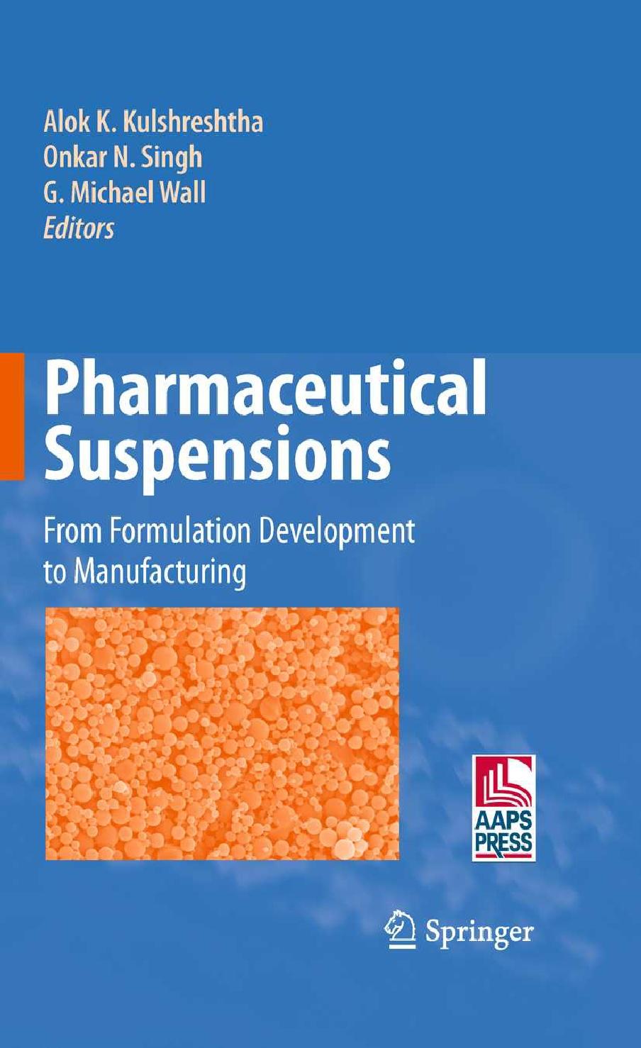 Pharmaceutical Suspensions (repost)