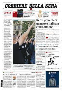 Corriere della Sera - 2 Ottobre 2016