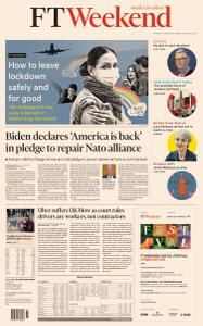 Financial Times Middle East - February 20, 2021