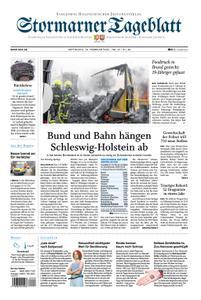 Stormarner Tageblatt - 19. Februar 2020