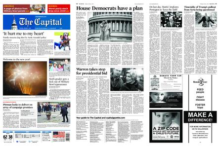 The Capital – January 01, 2019