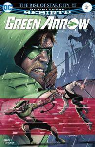 Green Arrow 021 2017 2 covers Digital Zone-Empire
