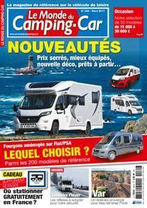 Le Monde du Camping-Car - mars 2017