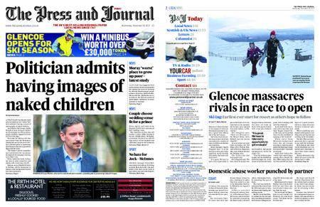 The Press and Journal Moray – November 29, 2017