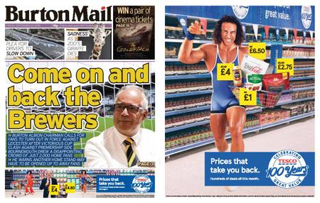 Burton Mail – September 27, 2019