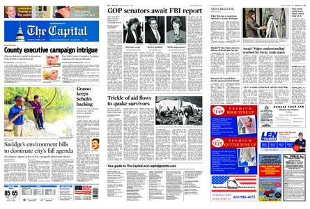 The Capital – October 04, 2018