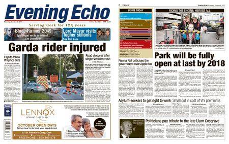 Evening Echo – October 05, 2017