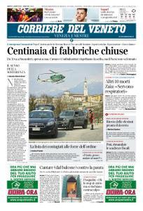 Corriere del Veneto Venezia e Mestre – 14 marzo 2020
