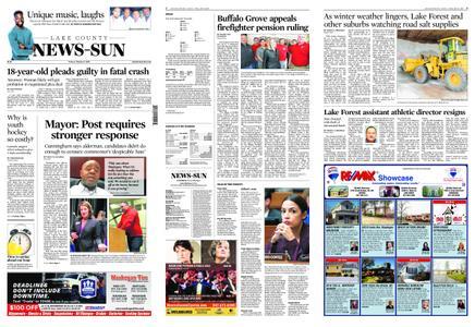 Lake County News-Sun – March 08, 2019