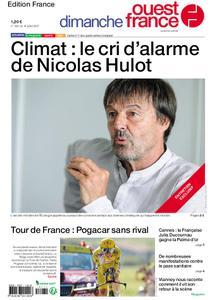 Ouest-France Édition France – 18 juillet 2021
