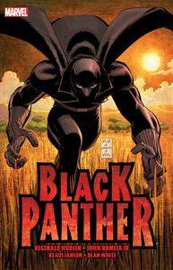 Black Panther vol. 01 - Who is Black Panther (2006) (digital TPB)