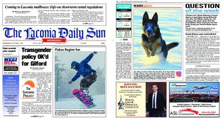 The Laconia Daily Sun – January 08, 2020