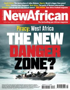 New African - March 2013