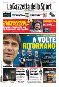La Gazzetta dello Sport Roma – 29 aprile 2020