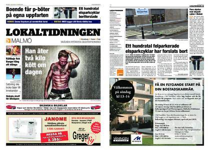 Lokaltidningen Malmö Villa – 09 mars 2019