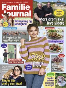 Familie Journal – 19. august 2019