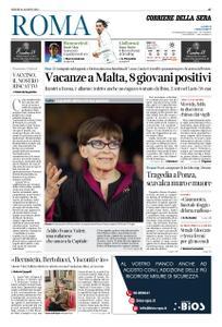 Corriere della Sera Roma – 10 agosto 2020
